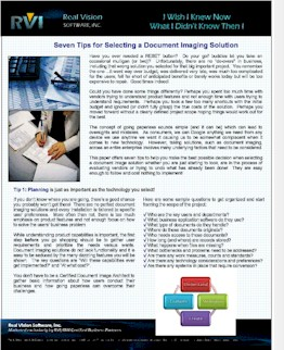 RVI Document Imaging Solutions